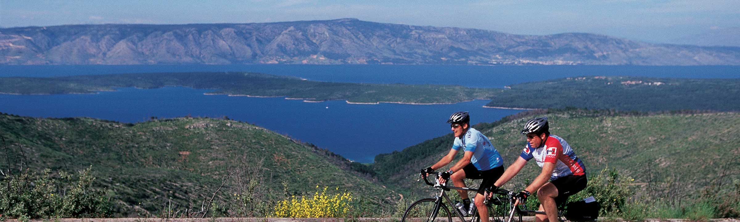Croatia bicycle tours