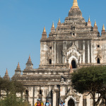 Myanmar bicycle tours