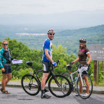 Blue Ridge Parkway bicycle tour