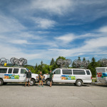 North and South Carolina Van supported bicycle tour