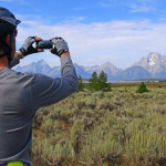 Yellowstone and Grand Tetons Bicycle tour