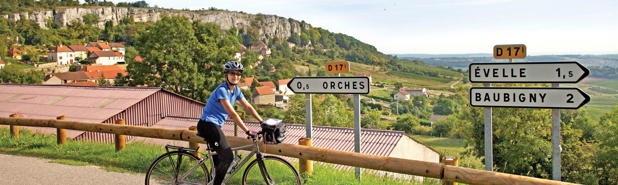 Burgundy, France bicycle tours